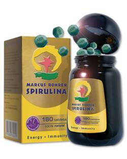 Marcus Rohrer Spirulina