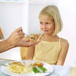 getting your children to eat healthy food